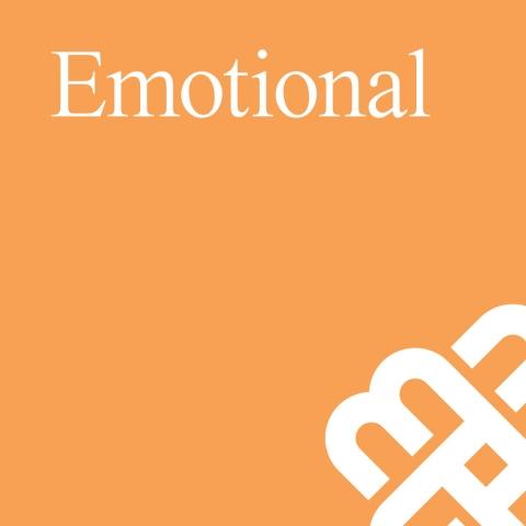 Emotional banner