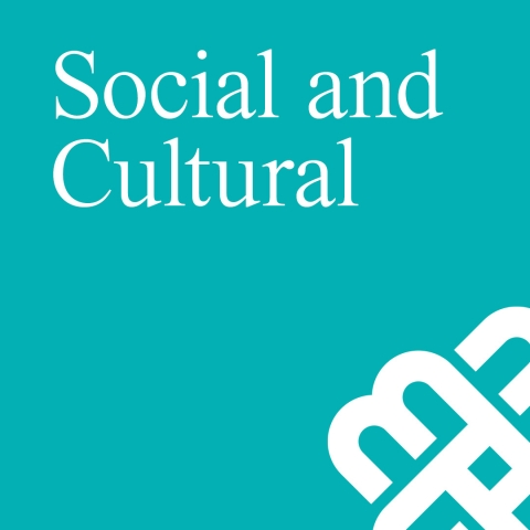 Social and Cultural banner