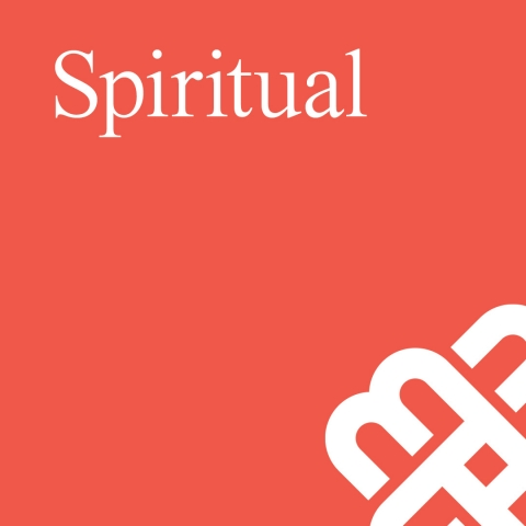 Spiritual banner