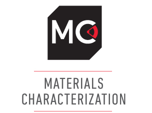Materials characterization facility logo