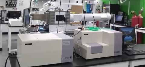 Materials characterization instruments