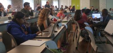 MC2 training workshop