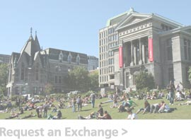 Students Coming to McGill, Request an Exchange