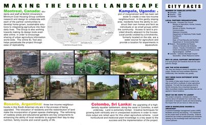 Brochure for UIA, back thumbnail