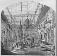 Mediaeval room.