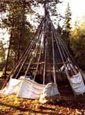 Image for Chapter 2: L'habitat autochtone et le genre: une approche sensible de la population crie de Chisasibi.