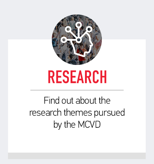 Research: Find out about the research themes pursued by the MCVD