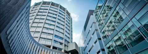 McIntyre/Life Sciences Building complex