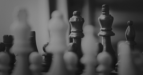 Chess board imagery