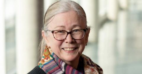 Female McGill Researcher