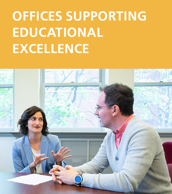 Offices Supporting Educational Excellence