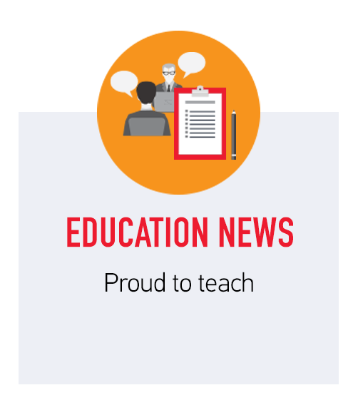 Education News - Proud to teach