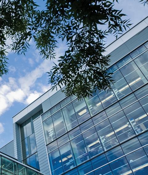 Life Sciences Complex Building