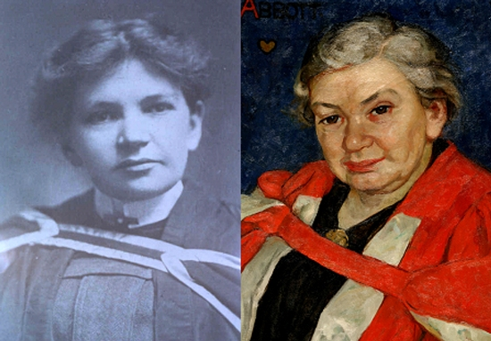 Maude Abbott. 1869 - 1940