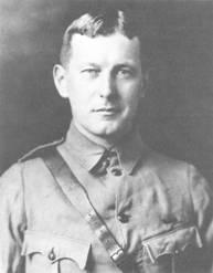 John McCrae lieutenant