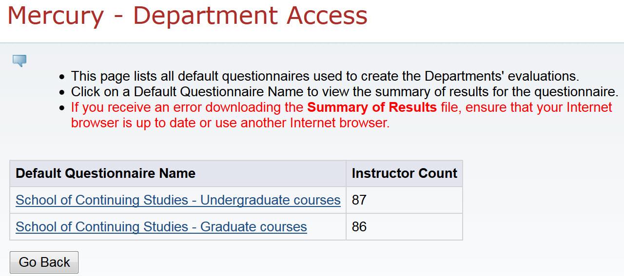 Help Documents | MERCURY - McGill University