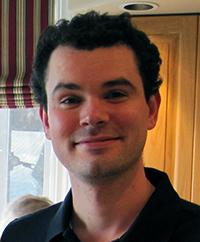 Photo of Prof. Thomas Preston