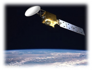 ESA EARTHCARE Satellite