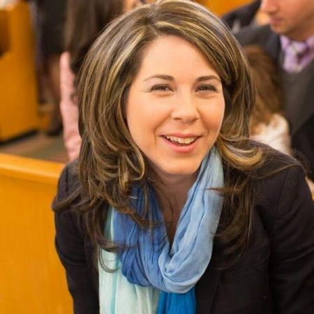 Jessica Scittarelli, MFORUM member and Talent Management Advisor, HR