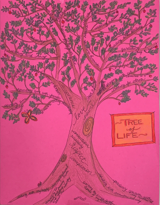 Tree Of Life Listening To One Another To Grow Strong Ltoa