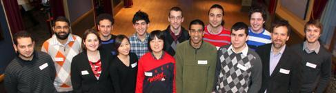 2010 ISS Graduate Orientation