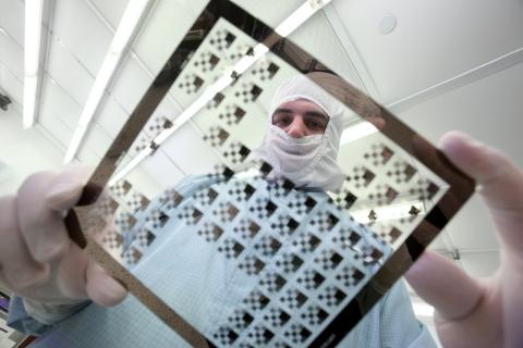 nanotools in cleanroon