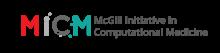 McGill initiative in Computational Medicine