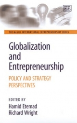 Globalization and Entrepreneurship Policy and Strategy Perspectives