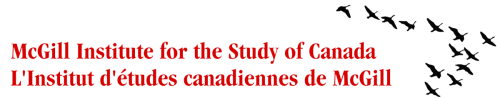 Logo of the McGill Institute for the Study of Canada
