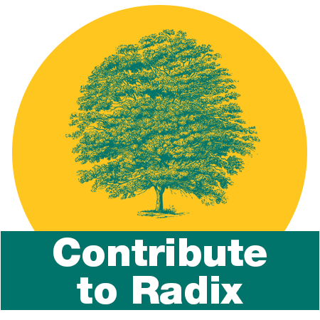 Contribute to Radix