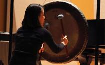 Percussion Professor and William Dawson Scholar Aiyun Huang, Schulich School of Music