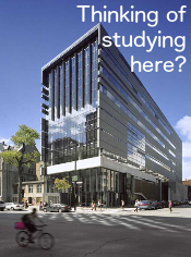 Thinking of studying at our School?