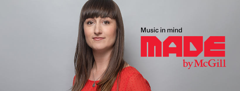 McGill campaign - features Hannah Darroch