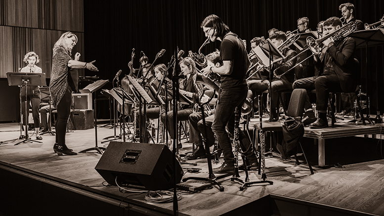 McGill Jazz Orchestra and Schulich Singers