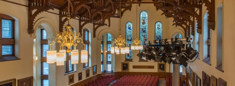 Redpath Hall, McGill University