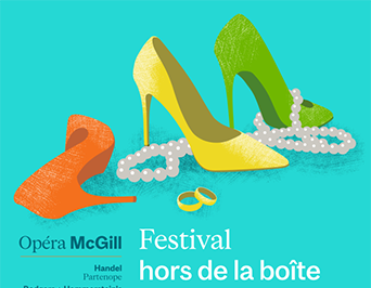 Graphic for Opera McGill: Lisl Wirth Unboxed Festival