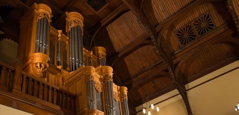 Redpath Organ