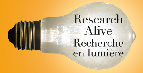 Research Alive banner