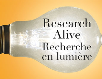 Research Alive lightbulb