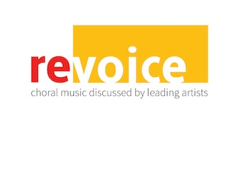 graphic for ReVoice, a McGill Choral Studies presentation