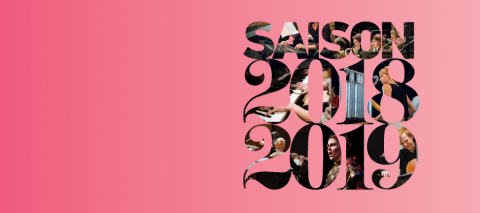 École de musique Schulich - Université McGill - Brochure de saison 2018-2019