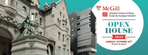 McGill Open House 2019