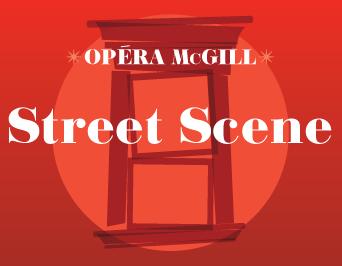 Opera McGill Street Scene banner