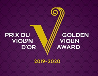 Golden Violin Award banner