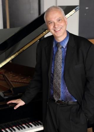 Stéphane Lemelin, piano