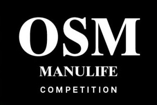 The logo of the OSM Manulife Competition, which runs from November 14-17.