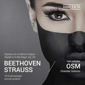 Beethoven, Strauss Album Cover