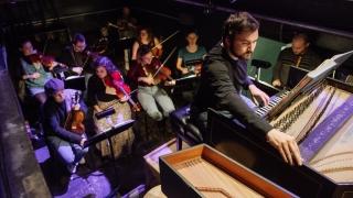 Orchestre baroque de McGill; Crédit: Tam Lan Truong