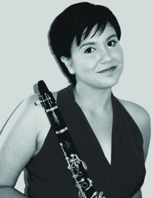 Schulich School of Music Masters Student Christine Hoerning