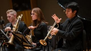 Contemporary Music Ensemble; Credit: Tam Lan Truong